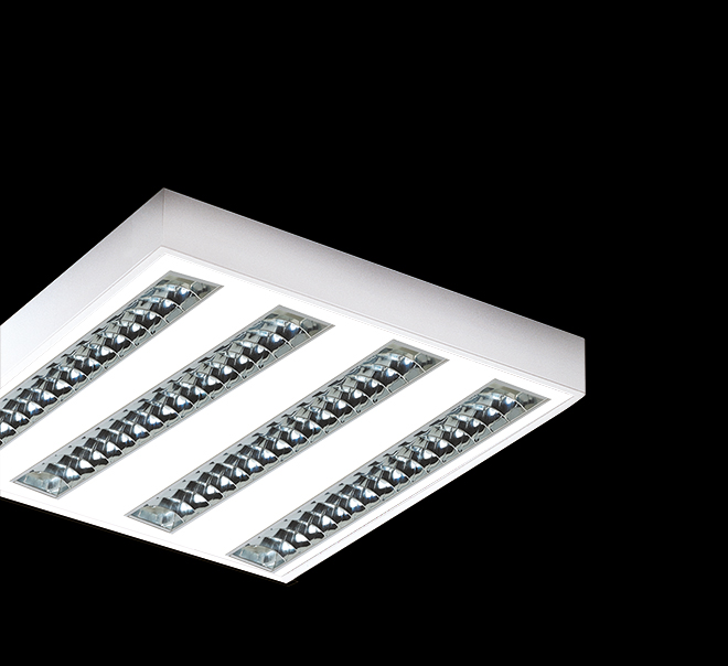 Surface & Suspended Luminaires